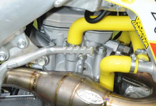 RMZ Radiator Hose Kit